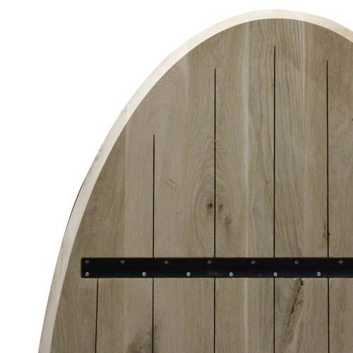 Massivholztisch-Oval-Modell-S